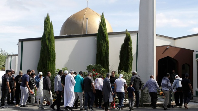 Accused New Zealand Mosque Shooter Charged With Terrorism