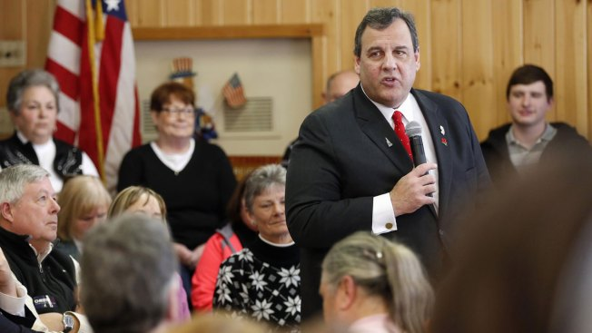 Chris Christie Returns to New Hampshire