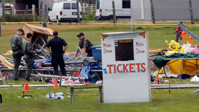 Company Agrees to Plea Deal in Fatal Tent Collapse