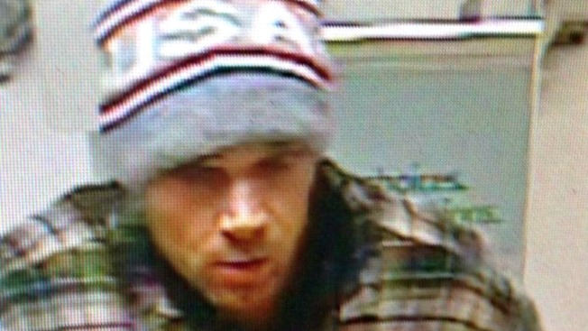 Police Ask for Public's Help to Find Bank Robber