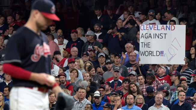 Odd Ball: Cleveland Indians Chase Win Streak Record That Includes Tie