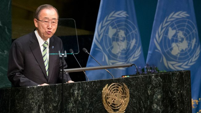 UN Chief Says Tolerance Faces Profound Threats