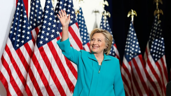 Trump Built Campaign on 'Prejudice and Paranoia': Clinton