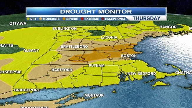 Some See Flooding, Drought Worsens For Others
