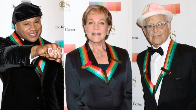 2017 Kennedy Center Honors Recognize Artists, Skip Trump Drama