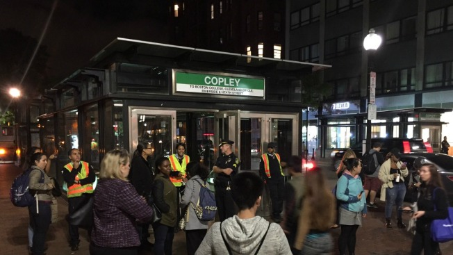 Disabled Train On MBTA's Green Line Causes Severe Delays