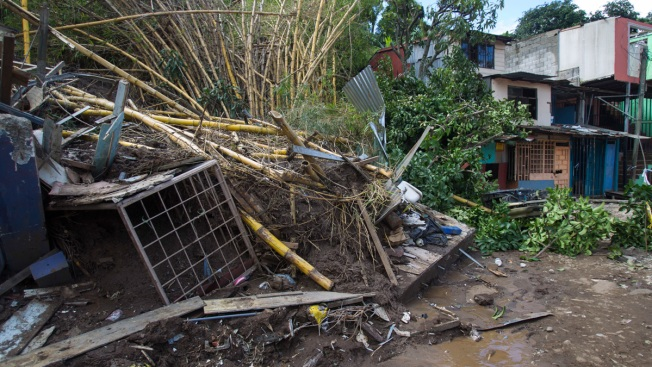 Magnitude 6.5 Quake Hits Costa Rica Coast, Shakes Capital