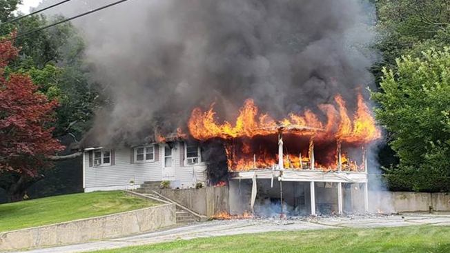 Pets Killed in Danielson, Conn. House Fire