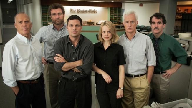 Studio Behind Oscar-Winning 'Spotlight' Acknowledges Fictionalizing Dialogue