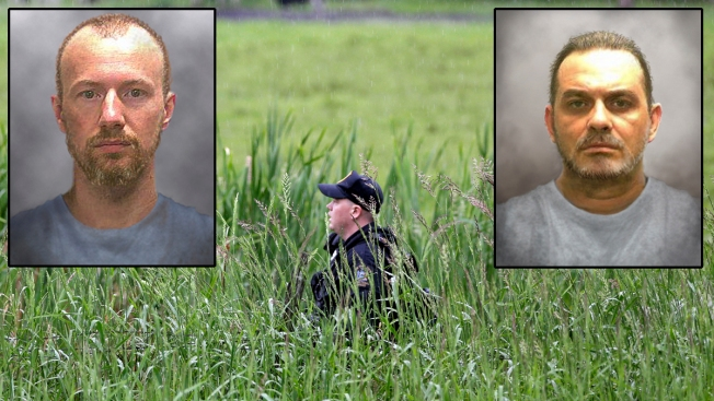 Where Are They? New Photos of Escaped Killers as Trail Goes Cold