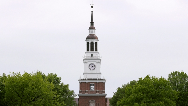 Dartmouth Lets Students Select Chosen Names