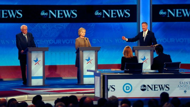 SCORE IT: Who Won the Democratic Presidential Debate?
