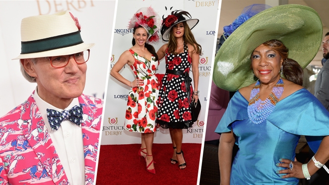 [NATL] Crazy Hats of the Kentucky Derby