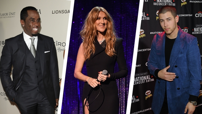 Puff Daddy, Celine Dion, Nick Jonas and More to Headline 'Today' Summer Concert Series