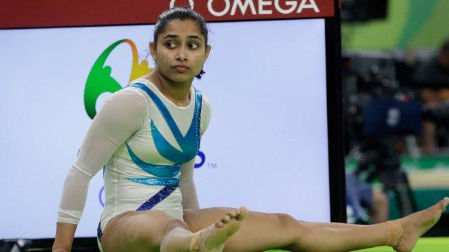 Dipa Karmakar Makes History as First Woman Gymnast to Represent India at Olympics