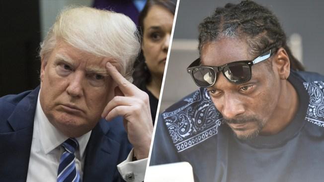 Marco Rubio Criticizes Snoop Dogg Over Trump Video