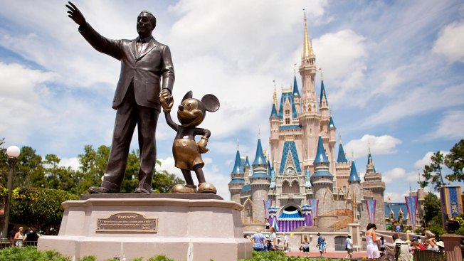 Orlando Theme Parks Offer Bug Spray to Ease Zika Fears