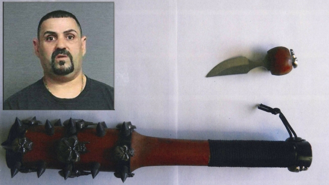 Police: Troopers Uncover Illegal Weapons During Traffic Stop