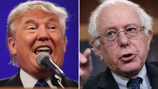 Poll: Trump, Sanders Still Leading in N.H.