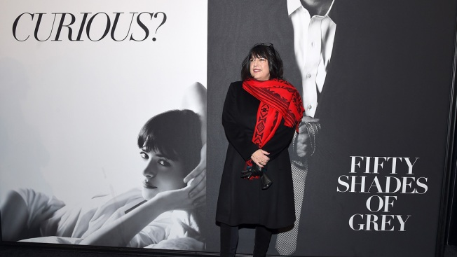 New Novel Coming in April From 'Fifty Shades' Author