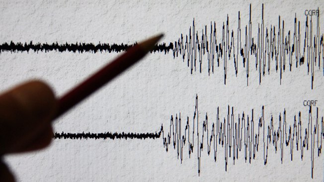 Small Earthquake Near White River Junction