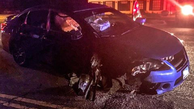 Distracted Driving Blamed for Crash on Route 5