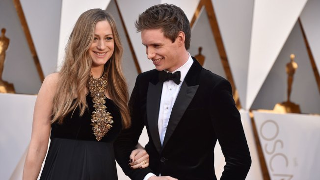 It's a Girl for Eddie Redmayne and Wife Hannah