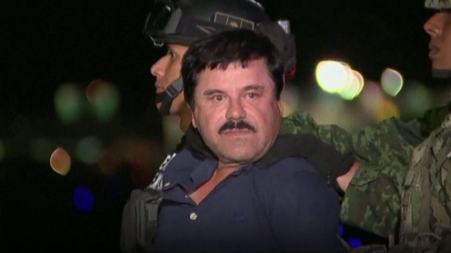 Sen. Ted Cruz Wants Seized El Chapo Funds to Pay for Border Wall