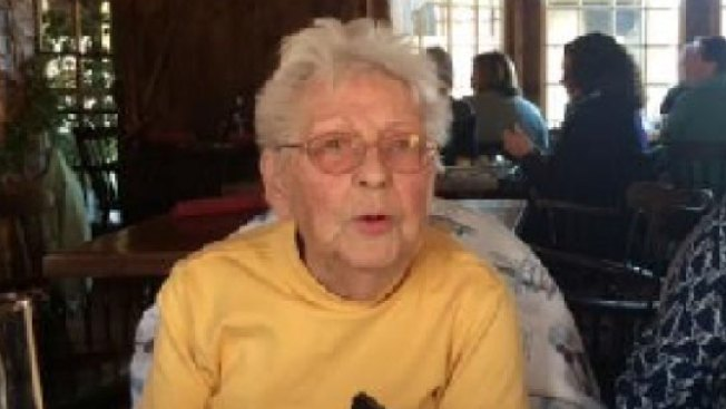 93-Year-Old Conn. Woman Found Safe in Mass.