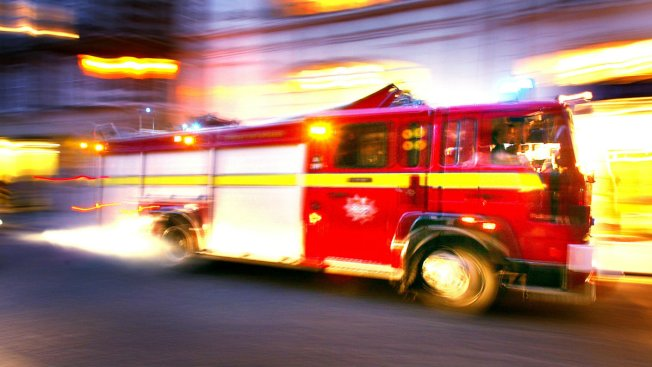 2 Injured in House Fire