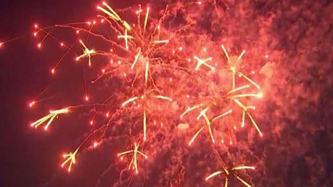 Rhode Island Agency Holds Its First 'Quiet Fireworks' Show