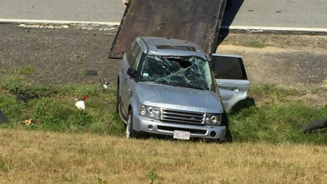 2 Children Seriously Injured in Mass. Pike Crash