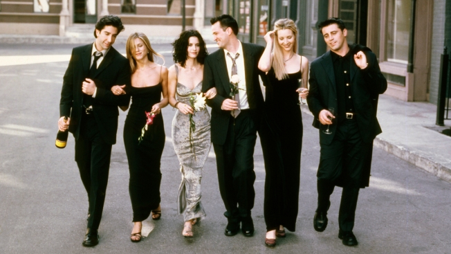 'Friends' Heading to Big Screen for 25th Anniversary Celebration