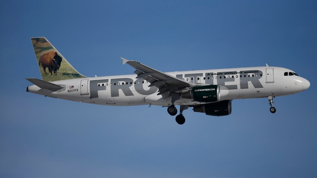 Frontier Airlines Suspends NH-Orlando Route