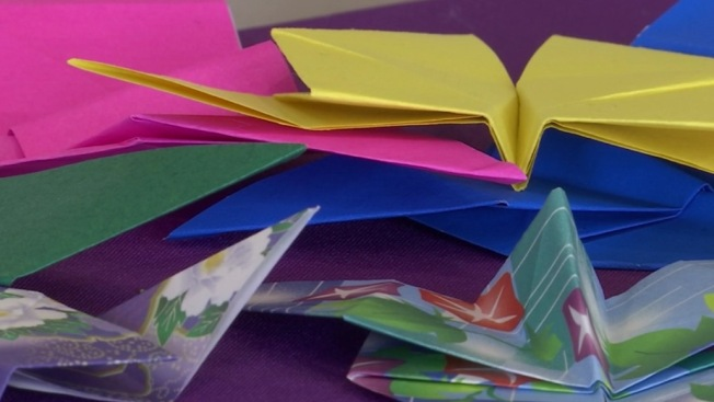 Vermont Homeless Charity Looking for Origami Butterfly Donations