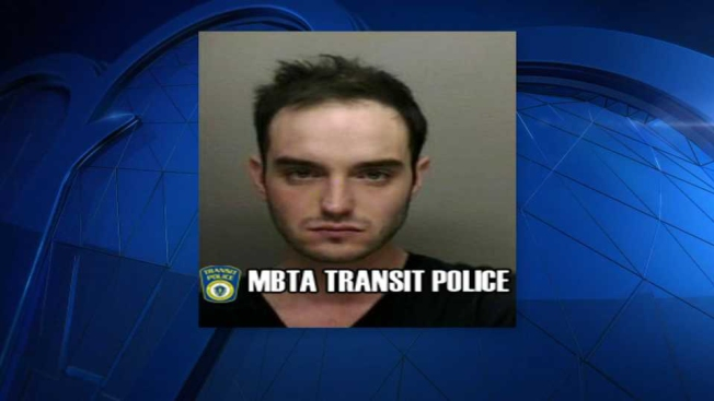 Police: Man Drops Pants at Ashmont MBTA Station