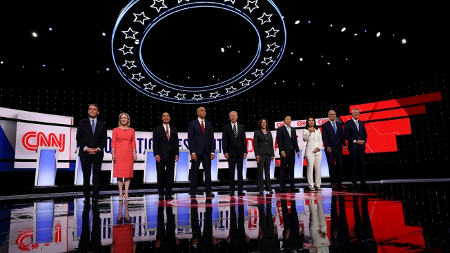 Recap: The 2nd Democratic Debate, Night 2