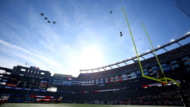 Here's How Much an Average Ticket Costs at Each NFL Stadium