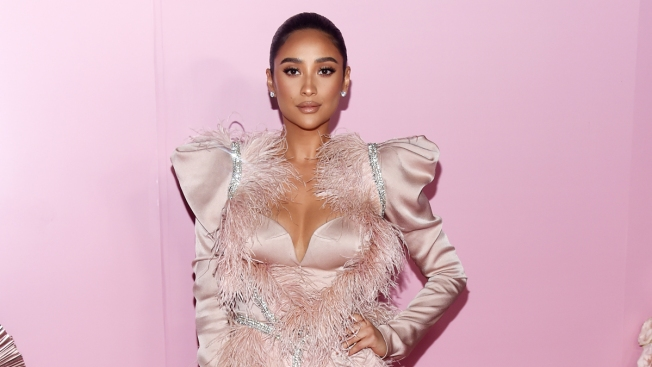 Surprise: Shay Mitchell Reveals She's Pregnant