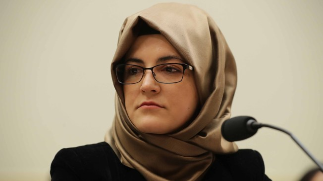 Fiancee of Slain Saudi Journalist Urges UN Action in Killing