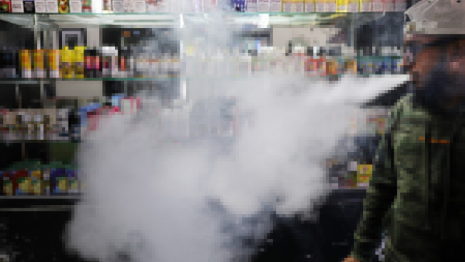 'A Direct, Toxic Chemical Injury': What Vaping Does to the Lungs