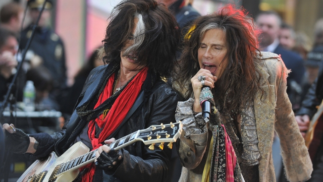 Aerosmith to Rock Las Vegas Residency in 2019