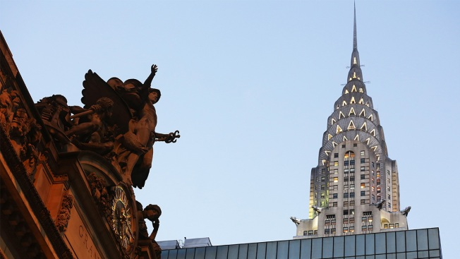 Iconic New York Chrysler Building Put Up for Sale