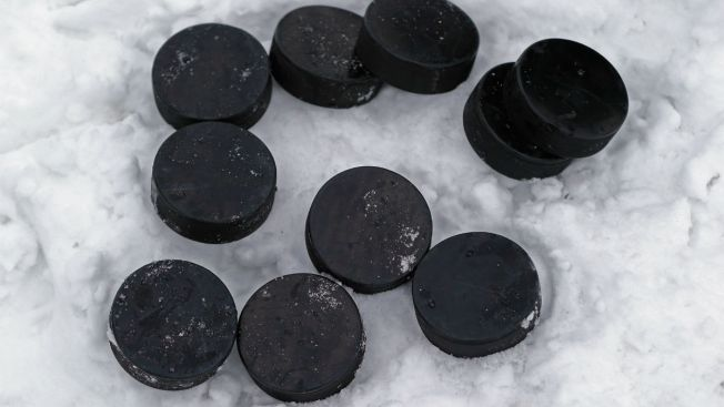 University Gives Out Hockey Pucks to Defend Against Active Shooters
