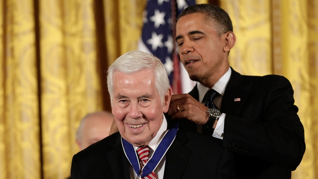 Former US Sen. Richard Lugar, Foreign Policy Expert, Dies