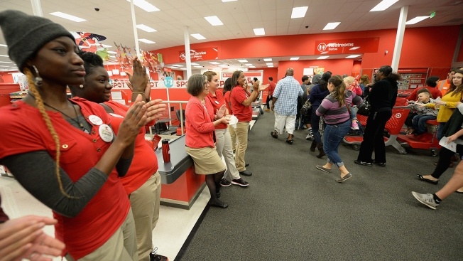 Target Plans to Open Its Doors at 5 p.m. on Thanksgiving, One Hour Earlier Than Last Year