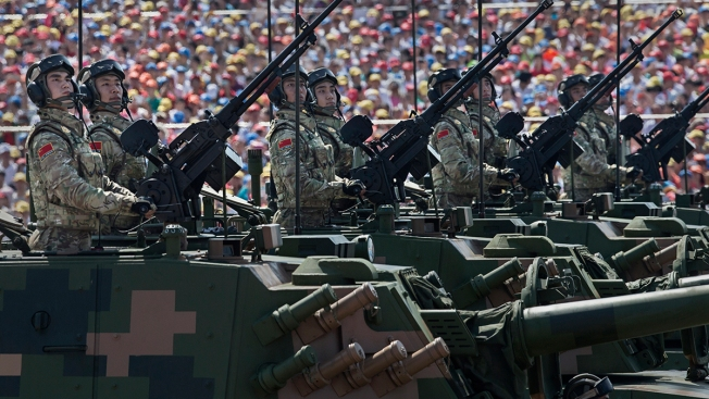 Five Chinese Military Innovations That Threaten US Dominance
