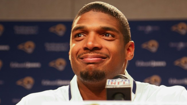 Michael Sam Says He's Stepping Away From Football