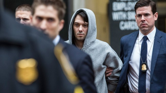 'Pharma Bro' Martin Shkreli Resigns Amid Criminal Probe, Isn't in Pharma Anymore