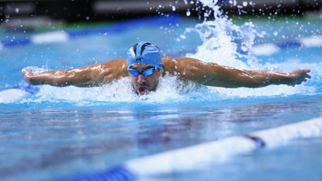 Phelps: No Worries About Fiancée, Son Going to Rio Olympics Amid Zika Crisis